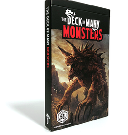 The Deck of Many (Monsters 1)