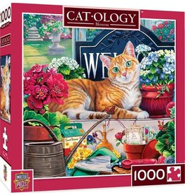 Masterpieces Puzzles & Games Catology: Blossom (1000pc)