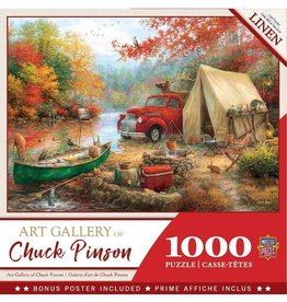 Masterpieces Puzzles & Games Share the Outdoors (1000pc)