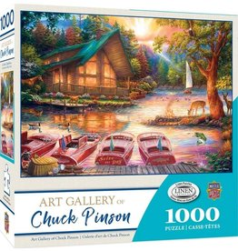 Masterpieces Puzzles & Games Seize the Day (1000pc)