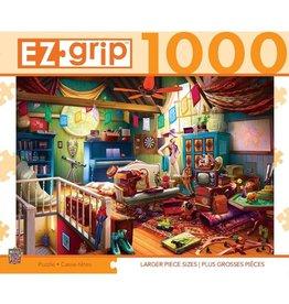 Masterpieces Puzzles & Games Attic Treasures (1000pc EZ-Grip)