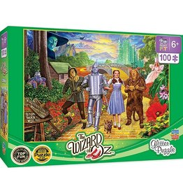 Masterpieces Puzzles & Games The Wizard of Oz (100pc)
