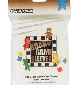 Board Game Sleeves (Oversize, 79 x 120mm)
