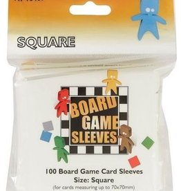 Board Game Sleeves (Square, 70 x 70mm)