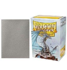 Dragon Shield (Matte Silver)