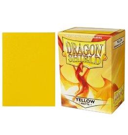 Dragon Shield (Matte Yellow)
