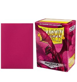 Dragon Shield (Matte Magenta)