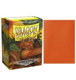 Dragon Shield (Matte Tangerine)