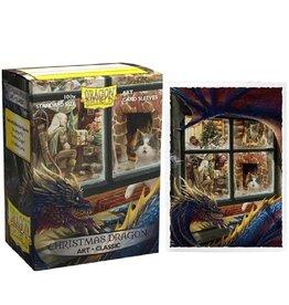 Dragon Shield (Christmas Dragon)