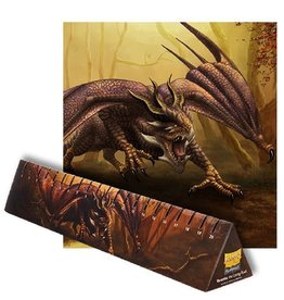 Dragon Shield - Playmat (Umber - Teranha)