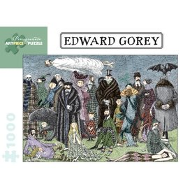 Pomegranate Edward Gorey (1000pc)