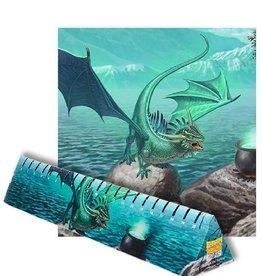 Dragon Shield - Playmat (Mint - Bayaga)