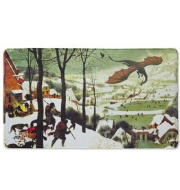 Dragon Shield - Playmat (Hunters in the Snow)