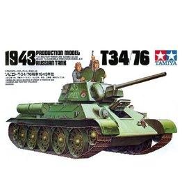 1943 T34/76 (Russian Tank)