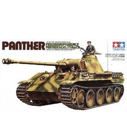 German Panther Type A (Sd.kfz.171 Ausf.A)
