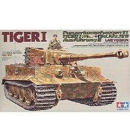 "Panzerkampfwagen VI Tigeri 1 (German Tiger I ""Late Version"")"
