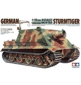 Sturmtiger Assault Mortar 38cm