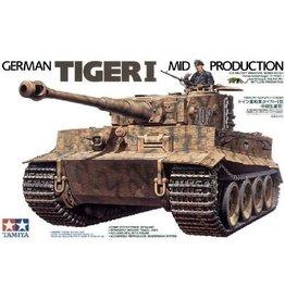 "Tiger I ""Mid Production"" (German Panzerkampfwagen 6E)"