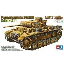 Panzerkampfwagen III Ausf.L (Sd.Kfz. 141/1, 1:35)