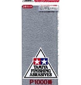 Finishing Abrasives (P1000, 3 pieces)