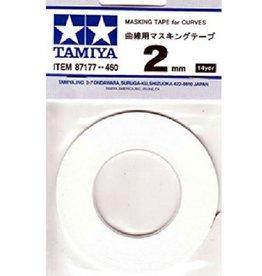 Masking Tape for Curves (2mm)
