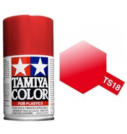 Metallic Red (Spray 100ml)