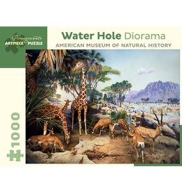 Pomegranate Water Hole Diorama (1000pc)