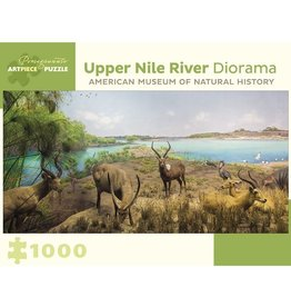 Pomegranate Upper Nile River Diorama (1000pc)