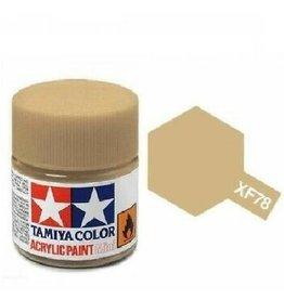 Flat Wooden Deck Tan (10ml)