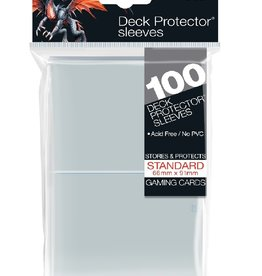 Sleeves (Clear, 100ct)