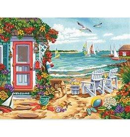 Paint Works Summertime Inlet Beach