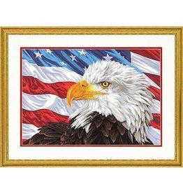 Paint Works Bald Eagle