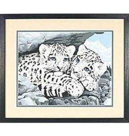 Paint Works Snow Leopard Cubs