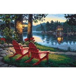 Paint Works Adirondack Evening (Professional)
