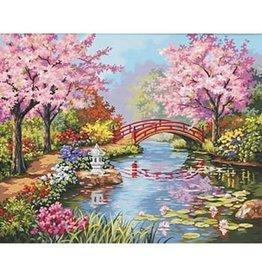 Paint Works Japanese Garden
