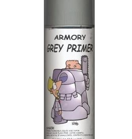 Armory Grey Primer (Spray 12.0 oz.)