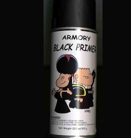 Armory Black Primer (Spray 12.0 oz.)