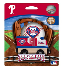 Masterpieces Puzzles & Games Toy Train Engine - Phillies