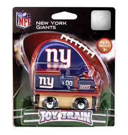 Masterpieces Puzzles & Games Toy Train Engine - NY Giants