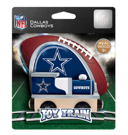 Toy Train - Dallas Cowboys