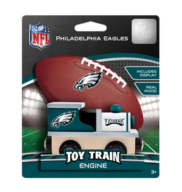 Masterpieces Puzzles & Games Toy Train Engine - Philadelphia Eagles