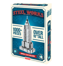 Steel Works Empire State Building