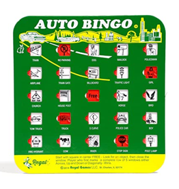 Regal Games Auto Bingo