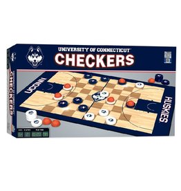 Masterpieces Puzzles & Games University of Connecticut Checkers