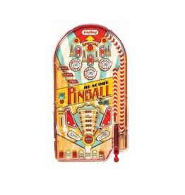 Hi-Score Pinball Game