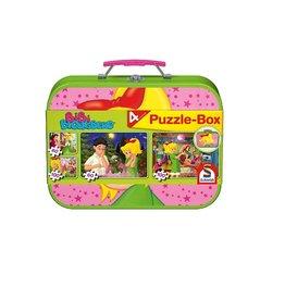 Bibi Blocksberg 4-Puzzle Box