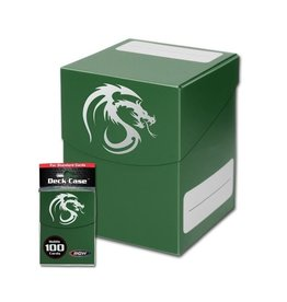 Deck Box (Green, 100ct.)