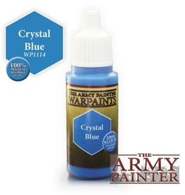 The Army Painter Warpaint (Crystal Blue 18ml)