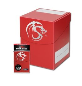 Deck Box (Red, 100ct.)