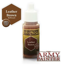 The Army Painter Warpaint (Leather Brown 18ml)